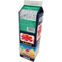 スミダ飲料 かき氷 メロン 4901741013013 5本:1000ml(直送品)