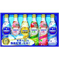 アサヒ飲料 【お中元ギフト・のし付き】アサヒ飲料 カルピスギフト CR30 697049 1セット(直送品)