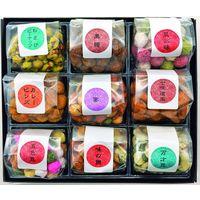 豆政 【お中元ギフト・のし付き】豆政 京ごのみ 豆づくし KM-S 993007 1セット(直送品)