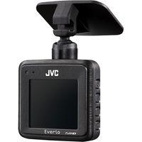 JVCケンウッド ドライブレコーダー ブラック GC-DRJ1-B 1台(直送品)