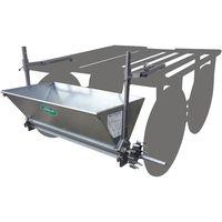 【農業機器】みのる産業 OH-1K 籾殻散布機(115幅) 1台(直送品)