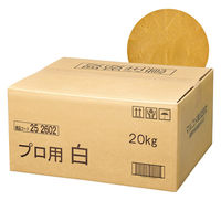 【ワゴンセール】マルコメ プロ用白 味噌 業務用 1箱(20kg)