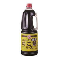 ブルドックソース株式会社 徳用たこ焼ソース ハンディパック 業務用 1本(1.8L)