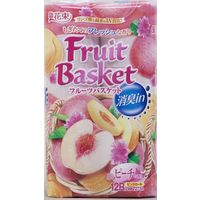 アスト フルーツバスケットピーチ12Rダブル 631263 1箱(8パック入り)(直送品)