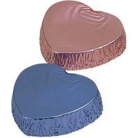 貝印 KHS アルミ箔チョコ型ハート大6枚入 #000DL6184 1セット(6枚)(直送品)