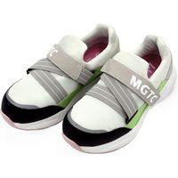 東邦レマック 安全靴 レディースプロテクティブスニーカー 29512 ホワイト 23.5cm 29512-23.5 1足(直送品)