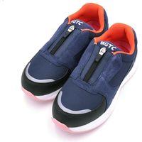 東邦レマック 安全靴 レディースプロテクティブスニーカー 29513 ネイビー 24.5cm 29513-24.5 1足(直送品)
