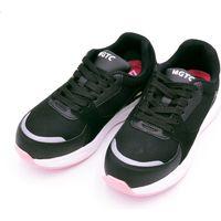 東邦レマック 安全靴 レディースプロテクティブスニーカー 29511 ブラック 24.0cm 29511-24.0 1足(直送品)