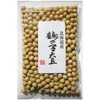 豆力特選 北海道産 鶴の子大豆 1kg 【大豆 希少豆 つるのこだいず 国産 豆類】 (直送品)