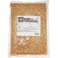 豆力 こだわりの北海道産 発芽玄米 1kg 【玄米 玄氣 発芽米 無洗米タイプ】 (直送品)