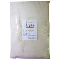 こなやの底力 北海道産 大豆粉 1kg 【大豆パウダー、豆乳、だいず粉、国内産、国産】 (直送品)