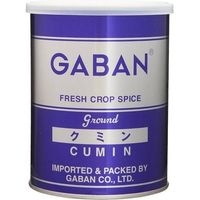 GABAN クミンパウダー(缶) 200g 【スパイス ハウス食品 香辛料 粉 業務用 Cumin 馬芹】 (直送品)