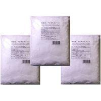 小麦ソムリエの底力 タピオカスターチ 1kg×3袋 【タピオカでん粉、澱粉】 (直送品)
