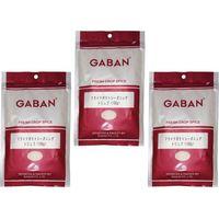送料無料 GABAN フライドポテトシーズニング(トリュフ) 100g×3袋 【ミックススパイス 香辛料 パウダー】 (直送品)