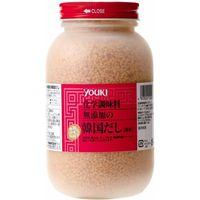 送料無料 ユウキ食品 化学調味料無添加の韓国だし 400g 【YOUKI 調味料 業務用 顆粒 牛肉ベース】 (直送品)
