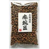 豆力特選 北海道産 赤豌豆(エンドウ) 1kg 【えんどう豆 国産 国内産】 (直送品)