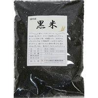 豆力 こだわりの国産 黒米 500g 【くろまい くろこめ くろごめ】 (直送品)