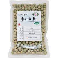 豆力 山形県産 秘伝豆 1kg(250g×4袋) 【ひでん豆 国産 青大豆 枝豆 だいず】 (直送品)
