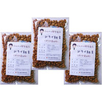 豆力 国内産 ドライ納豆(ピリ辛醤油味) 100g×3袋 【国産、干し納豆、乾燥納豆 おつまみ】 (直送品)