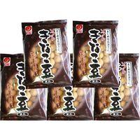 豆菓子 野村煎豆加工店 ソフトきなこ豆(黒豆) 125g×5袋【まじめなお豆さん。 高知】 (直送品)