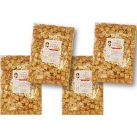 送料無料 グルメな栄養士の のりセサミ 1kg(250g×4袋) 【おつまみ セサミクラッカー セサミスナック】 (直送品)
