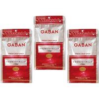 GABAN スパイス ケイジャンシーズニング (袋) 100g×3袋 【ミックススパイス ハウス食品 香辛料 パウダー 業務用】 (直送品)