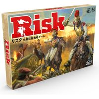 Hasbro リスク 世界征服戦略ゲーム 630509868421 1個(直送品)