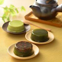 【お中元ギフト・のし付き】アデリー 福々茶房 緑茶甘味 FS-R 1個(直送品)
