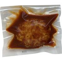 送料無料 トマトソースハンバーグセット 110g(固形量80g)×7個 冷凍 食品 肉 惣菜(直送品)