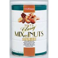 東洋ナッツ食品食品 食塩無添加クラッシー 360g缶 1個