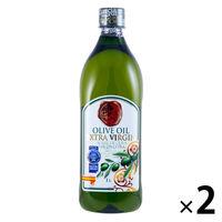 ガルシア エクストラバージンオリーブオイル 1000ml 1セット(2本入) オリーブオイル・油