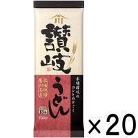 川田製麺 讃岐うどん (250g) ×20個