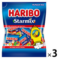 ハリボー ミニスターミックス 3袋 グミ お菓子 輸入菓子