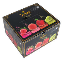 オーバーシーズ ジャンナッツ フルーツティーアソート 1箱(40バッグ入) JA69