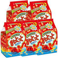 森永製菓 おっとっと うすしお味 1セット(5パック:5袋入X5)