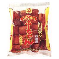 敷島産業 徳用ふーちゃん ふ菓子 黒糖味 135g 2袋