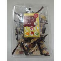 【成城石井】〈内山藤三郎商店〉果実と木の実のちょこっとパック 1袋