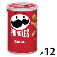日本ケロッグ プリングルズ うましお味 53g 12個