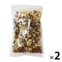 みやさか食品 AS ミックスナッツ 500g 1セット(2個)