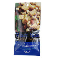 カルディコーヒーファーム オリジナル ミックスナッツ チーズ&クルトン 35g 1袋