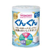 【9ヵ月頃から】WAKODO(和光堂) フォローアップミルク ぐんぐん(大缶)830g 1缶 アサヒグループ食品 粉ミルク