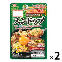 丸大食品 スンドゥブ マイルド300g 1セット(2食入)