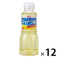 理研 キャノーラ油 ボトル265g 12本