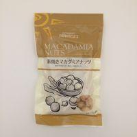 【成城石井】〈成城石井オリジナル〉食塩不使用 素焼きマカダミアナッツ 1袋