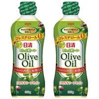 日清さらっと軽〜いオリーブオイル 350g 日清オイリオ 1セット(2本入)