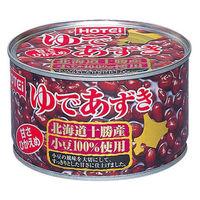 ホテイ ゆであずき 北海道産430g 1セット(3缶)