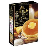 森永製菓 北海道の素材にこだわったホットケーキミックス 1箱