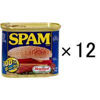 ホーメル スパム レギュラー N 340g 1セット(12缶)
