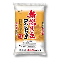 新潟県産 こしひかり 10kg 【精白米】 令和2年産 米 お米 コシヒカリ