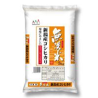 新潟県産 こしひかり 5kg 【無洗米】 令和2年産 米 お米 コシヒカリ